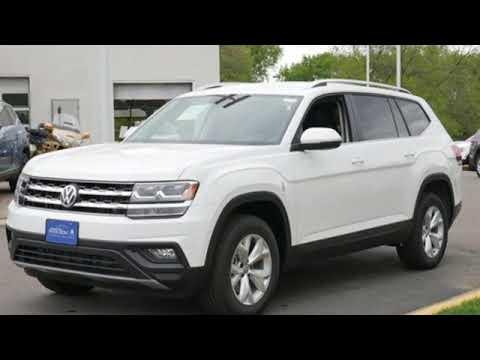 New 2019 Volkswagen Atlas Saint Paul MN Minneapolis, MN #90834