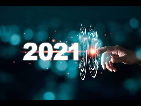Download New year's message by Andrew 2021