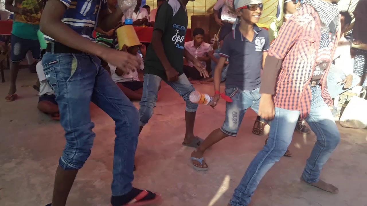 Dj wala babu dance by saibani school student