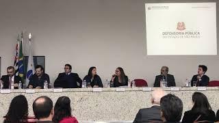 Reunião Comissão de Assistência Judiciária Santo Amaro e Defensoria