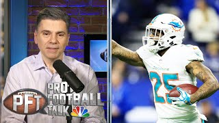 PFT Overtime: Rookie minicamps, Xavien Howard's big contract | Pro Football Talk | NBC Sports