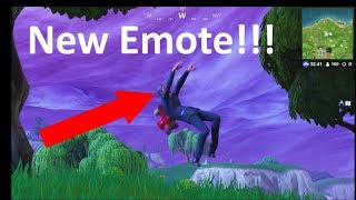 Fortnite Emotes Upside Down (funniest glitch)