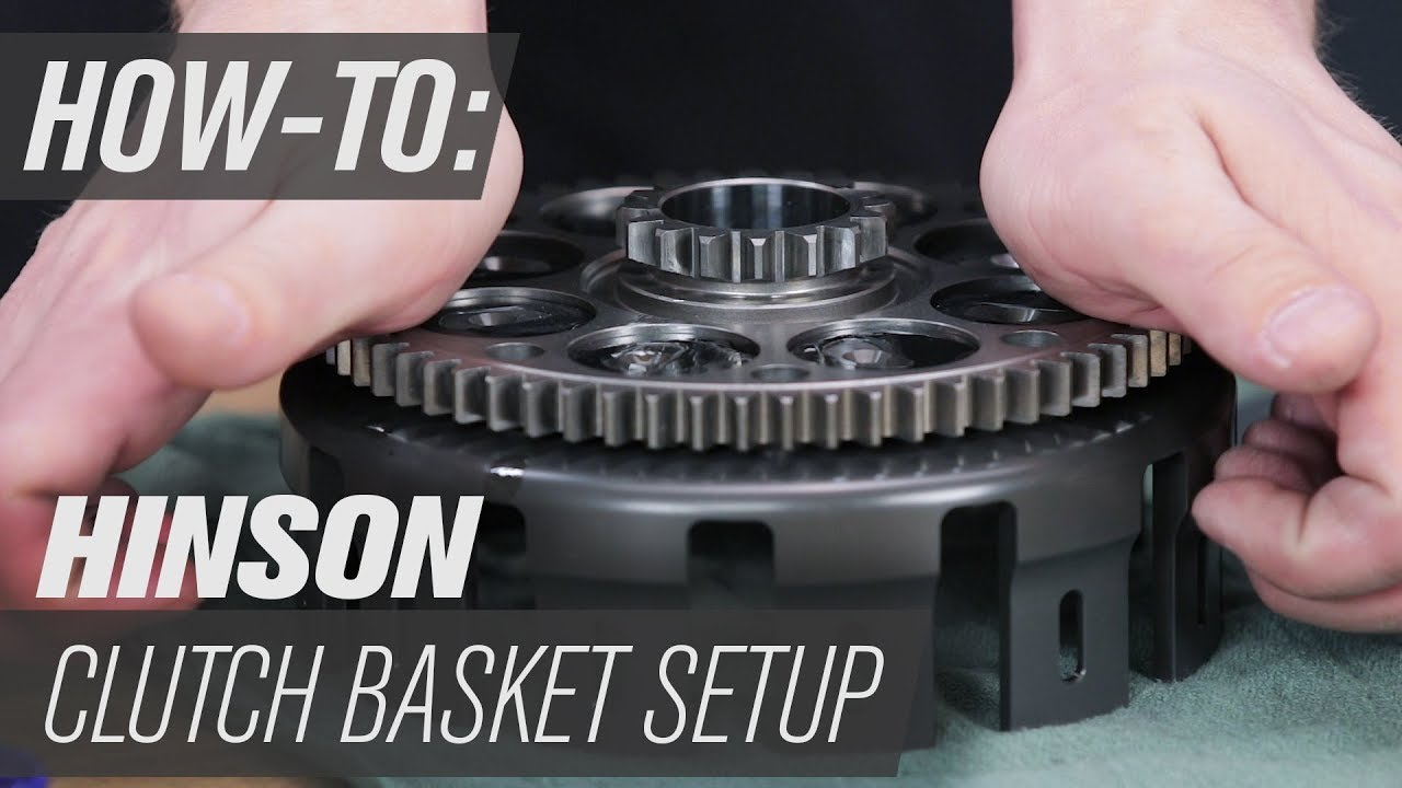 Hinson/Clutch/Components HB253 Complete BTL Series Slipper Clutch Kit