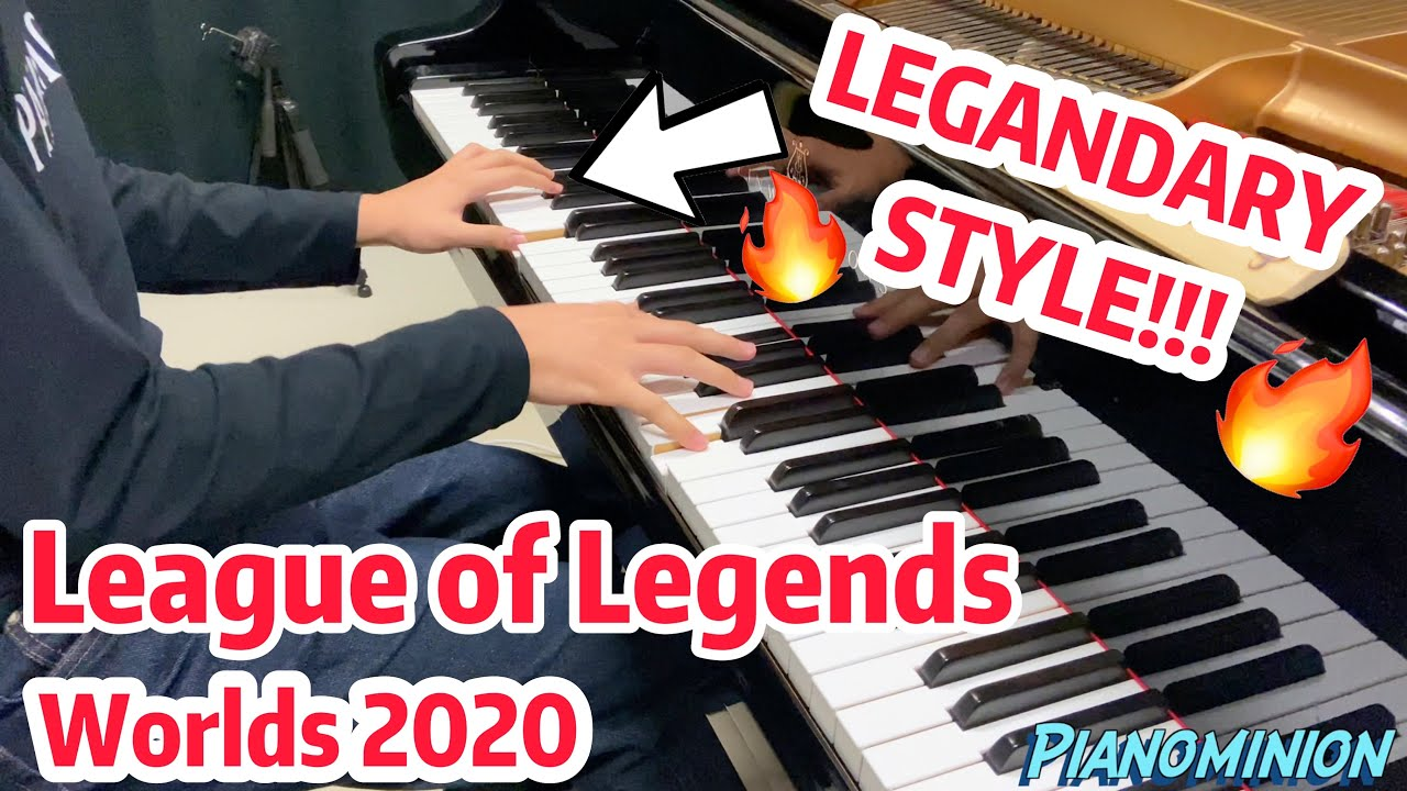 Take Over (Piano Cover) | Worlds 2020 - League of Legends | LEGENDARY Arrangement!!!
