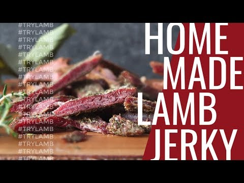 How to Make Homemade Lamb Jerky