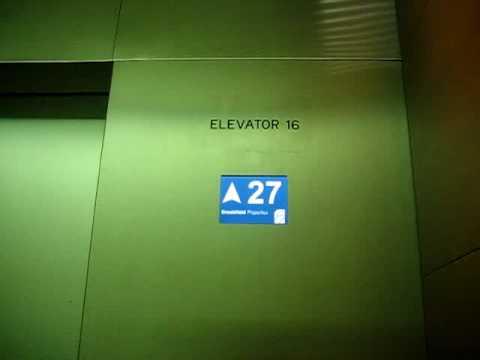 Brand-New ThyssenKrupp High Speed Elevators @ Bay-Adelaide Centre Toronto, ON (25-37)