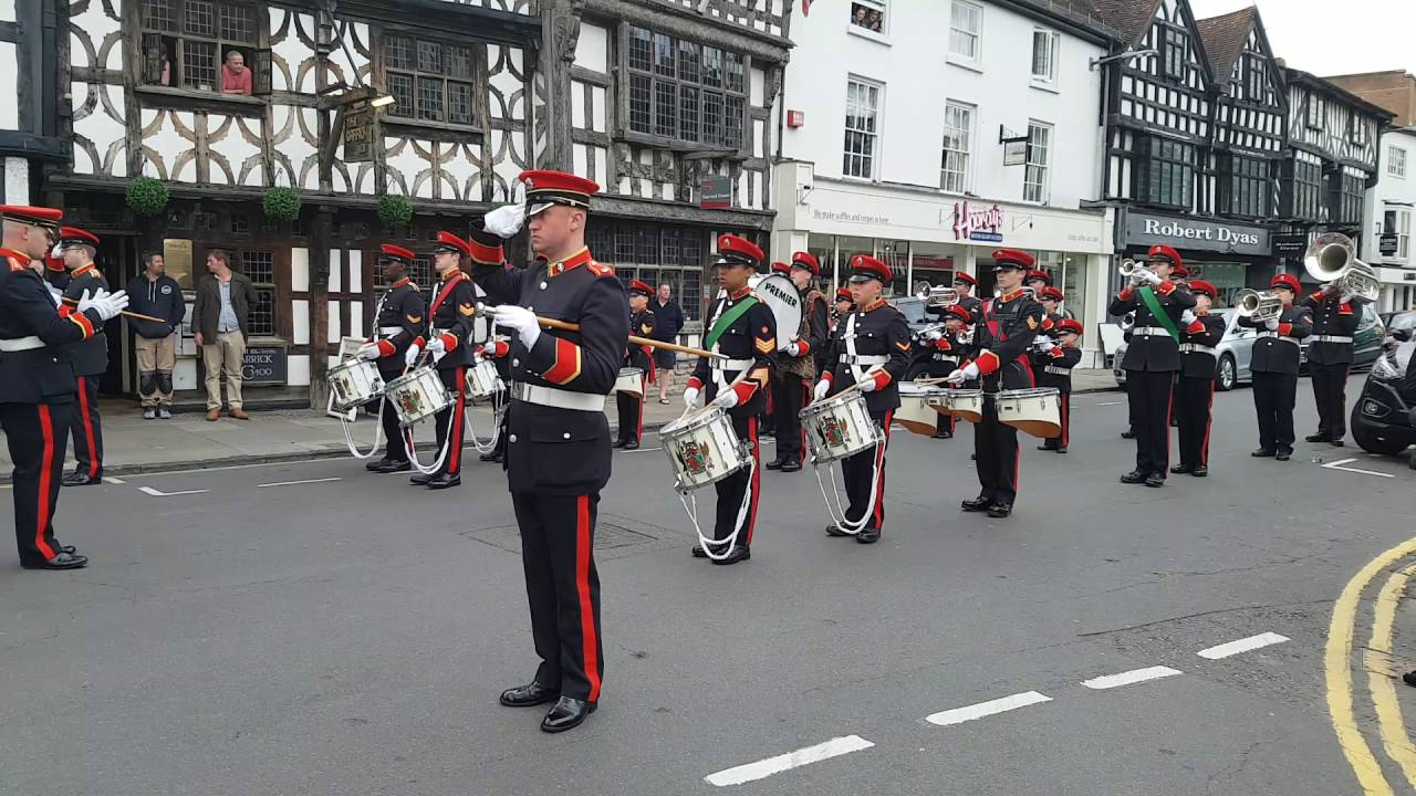 coventry corps of drums 2016 the uk national anthem marching band youtube. Black Bedroom Furniture Sets. Home Design Ideas