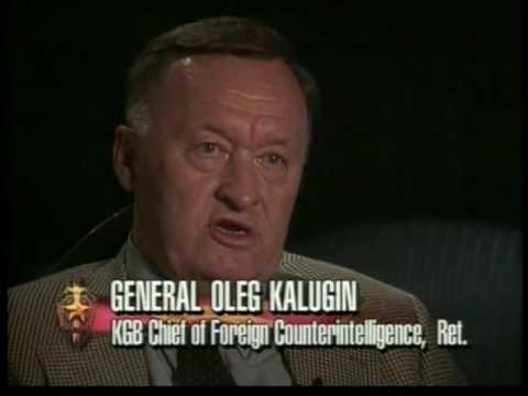 SECRET KGB JFK ASSASSINATION FILE