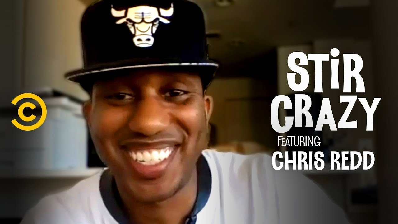 "Chris Redd on the Worst ""SNL"" Characters to Quarantine With - Stir Crazy with Josh Horowitz"
