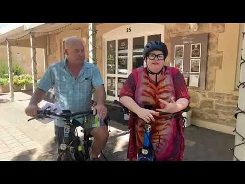 Hahndorf Winery Loop E-bike Self-Guided Cycling Tour – Adelaide Hills