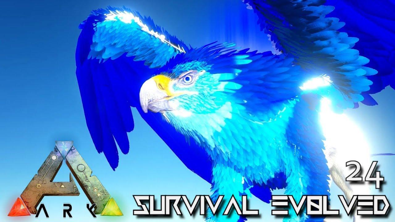 ARK: SURVIVAL EVOLVED — CELESTIAL GRIFFIN & FABLED MANTIS