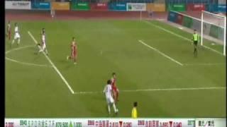 東亞運足球分組 香港vs中國 7 dec 2009 tvb版