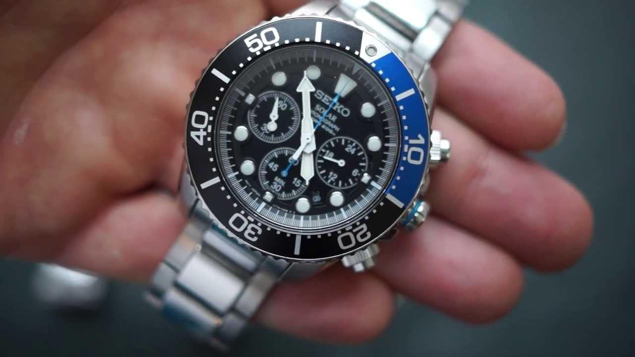Top Five EDC Watches #1