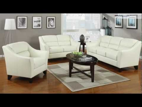 Brooklyn Ivory Living Room Collection From Coaster Furniture