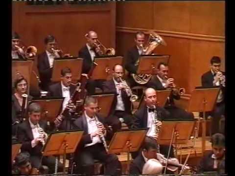 Manuel De Falla / The Three Cornered Hat / Final Dance (Jota)