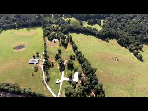 Home And 11.39 Acres For Sale Shepherd TX, Burton Properties