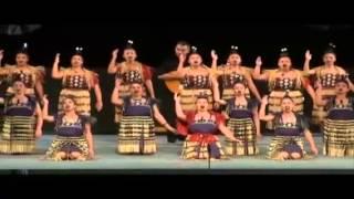 Kahurangi Ki Maungawhau 2014 Poi & waiata-a-ringa