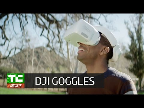 DJI's new goggles let you control drones with head movement