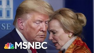 Trump's Coronavirus Press Briefings Criticized By Media Experts | MSNBC