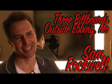 DP/30: Three Billboards Outside Ebbing, Mo, Sam Rockwell