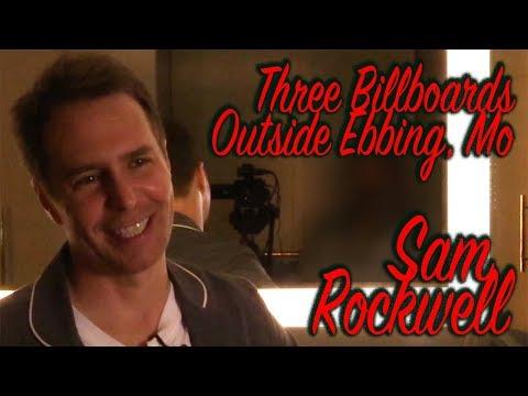 DP30: Three Billboards Outside Ebbing, Mo, Sam Rockwell