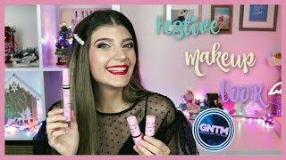 Χριστουγεννιάτικο μακιγιάζ με προϊόντα του GNTM?!   katerinaop22