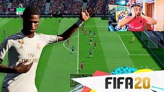 PRIMER GAMEPLAY de FIFA 20 !!!