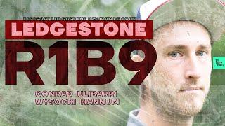 2020 LEDGESTONE | R1B9 | Wysocki, Conrad, Ulibarri, Hannum | Jomez Disc Golf