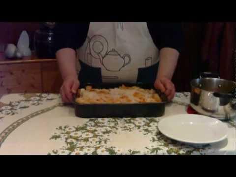 Pasta Al Forno Con Patate E Provola