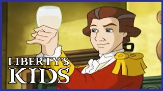 Liberty's Kids 125 - Allies At Last | History Cartoon for Kids