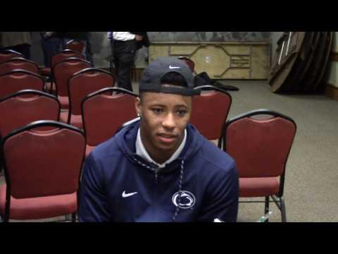 Saquon Barkley post-game: Indiana