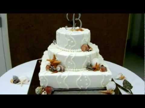 wedding-cake-beach-sea-shell