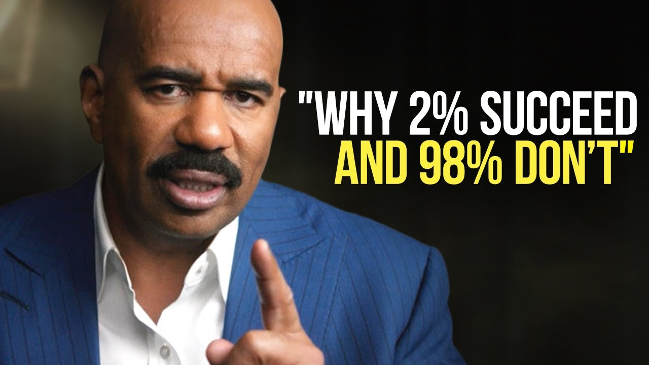 Download Steve Harvey Leaves the Audience SPEECHLESS   One of the Best Motivational Speeches Ever