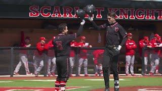 RVision: @RutgersBaseball Defeats Nebraska, 4-2