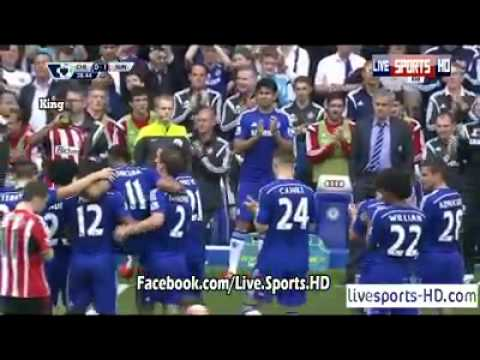 Didier Drogba last match for Chelsea goodbye and thanks Drogba