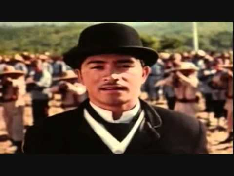 characters in the movie jose rizal
