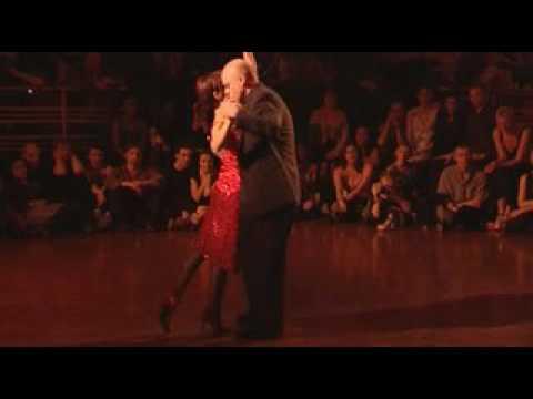 Gisela & Sergio Brussels Tango Festival 2006