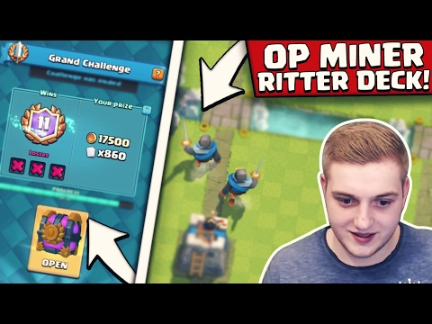RITTER TOTAL STARK IM MOMENT! | EASY MINER CONTROL DECK! | S