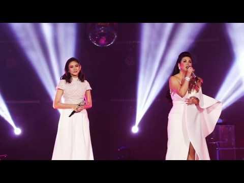 Sarah Geronimo and Regine Velasquez  Best DUET Ever R30 Concert