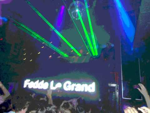 Fedde Le Grand live Ibiza mix 2010