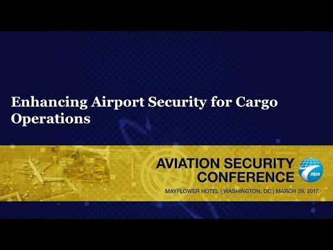 Enhancing Airport Security For Cargo Operations