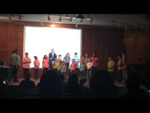 Galt Christian School play