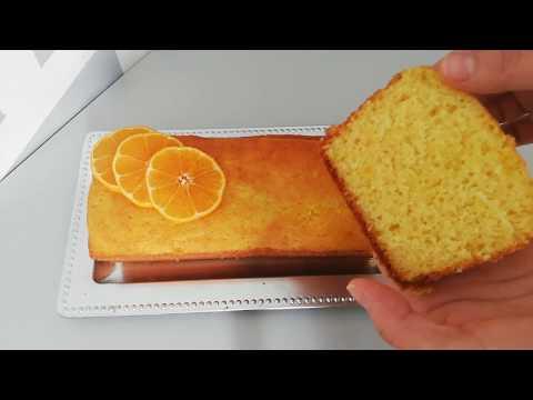 comment-faire-un-cake-parfait- -cake-aux-clémentines---moelleux-et-facile-[-clementine-cake-]
