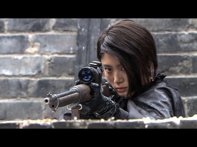 Nữ Xạ Thủ Tinh Nhuệ Ẩn Núp Trong 1 Ngày Xóa Sổ 7 Tên Đặc Vụ Cấp Cao   Biệt Kích Báo Thù   888TV