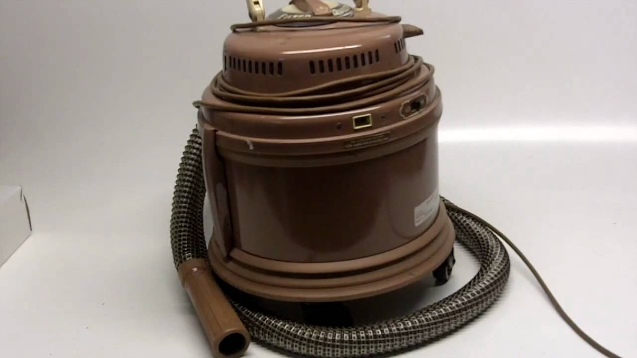 Filter Queen 33 Canister Vacuum