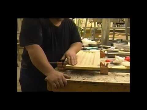 Making Beaded Panel Cabinet Doors