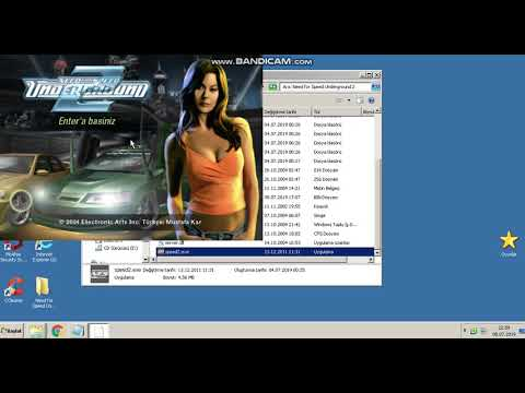 Need For Speed Undergraund 2 Açılmama Sorunu çözümü