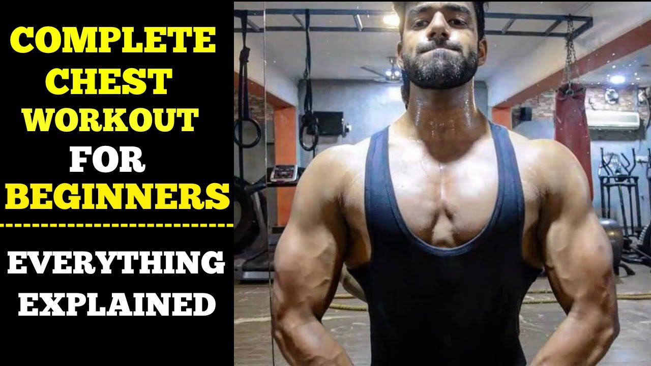Chest Workout For Beginners