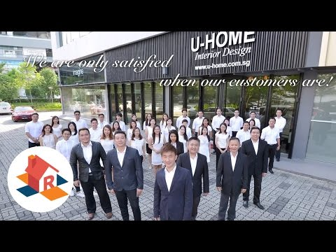 U-Home Interior Design Pte Ltd - Designer Highlight【HomeRenoGuru.sg】