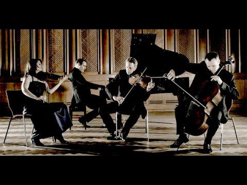 Brahms - piano quartet no 1 g-minor op 25 - Fauré Quartett
